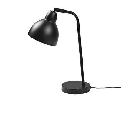 "Bureaulamp Zwart ""Cima"""
