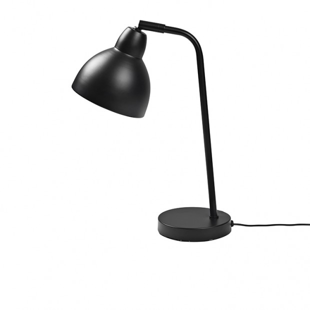 trendyard broste copenhagen bureaulamp cima zwart tafellamp. Black Bedroom Furniture Sets. Home Design Ideas