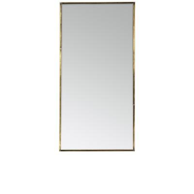 "Wandspiegel ""Sasa"" Messing"