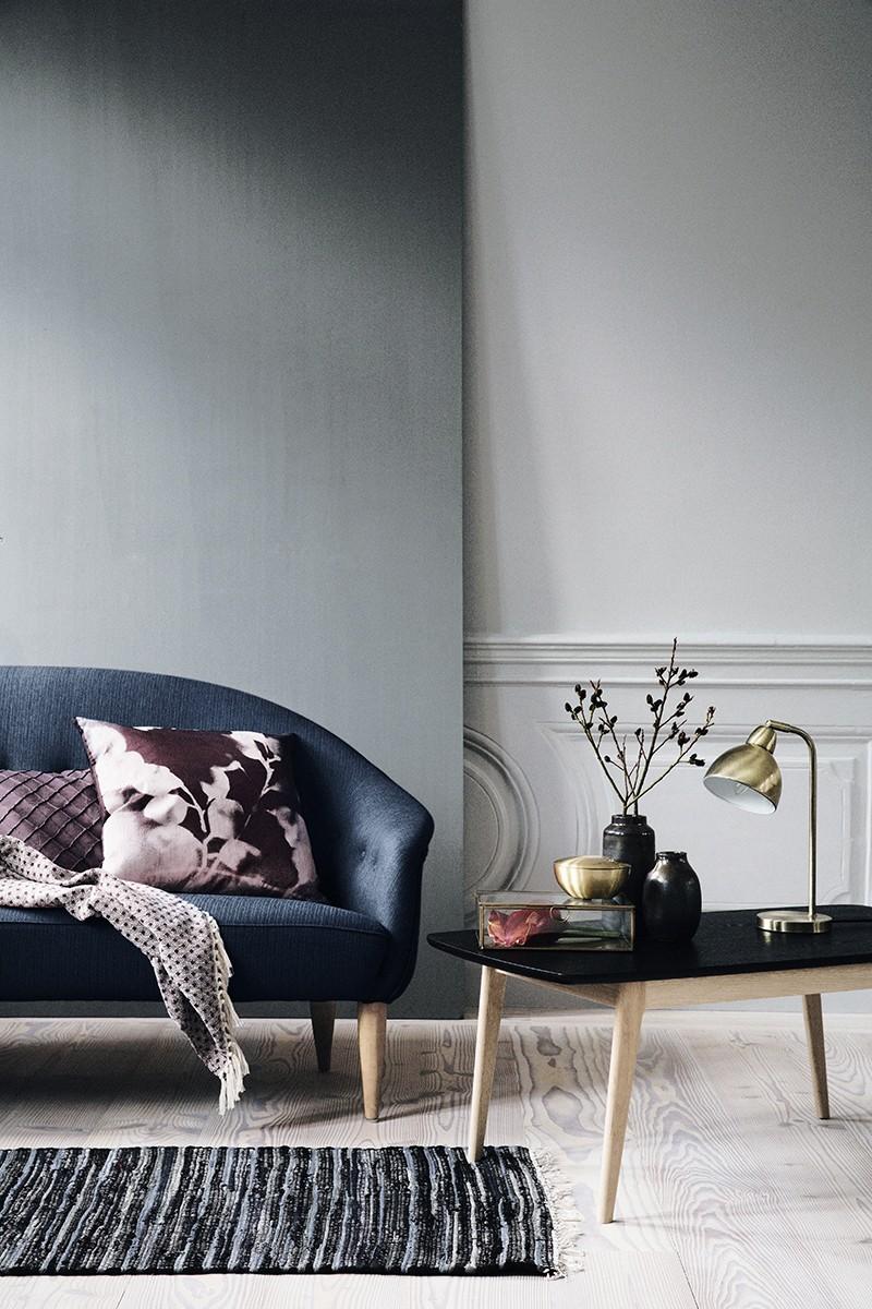 broste copenhagen plaid oscar 4 stuks grand foulard trendyard. Black Bedroom Furniture Sets. Home Design Ideas