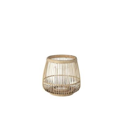 Windlicht Cait Bamboe