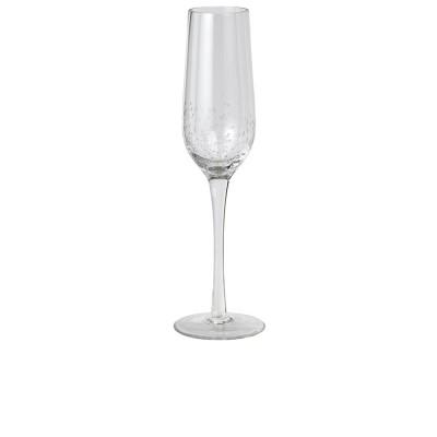 """Broste Copenhagen Champagneglas """"Bubble"""""""