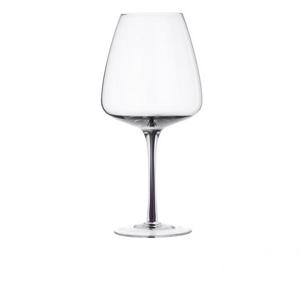 """Broste Copenhagen Rode Wijnglazen """"Smoke Glass""""  14460610"""