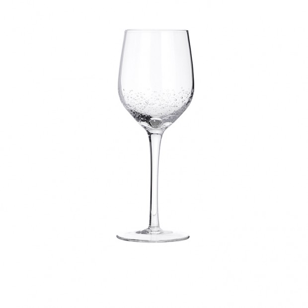 """Broste Copenhagen Witte Wijnglazen """"Bubble""""  14460612"""