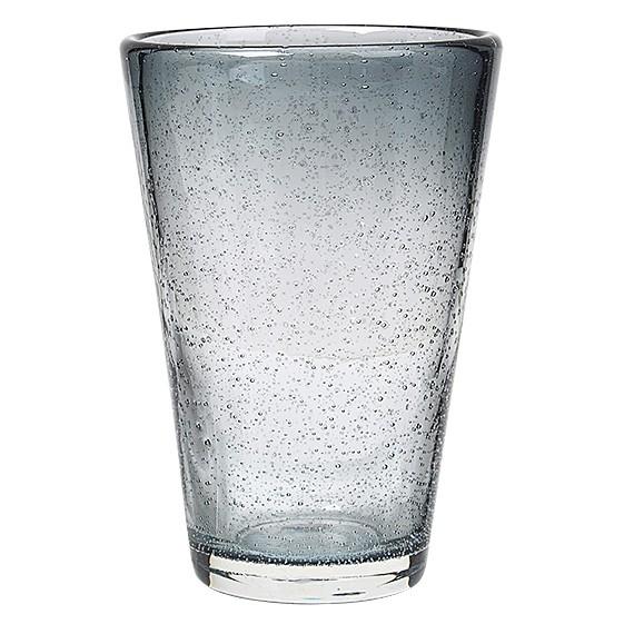 """Broste Copenhagen Longdrinkglas """"Bubble"""" Grijs 14495899"""