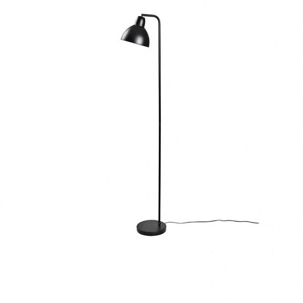 """Vloerlamp Zwart Metaal """"Cimal""""  14461411"""