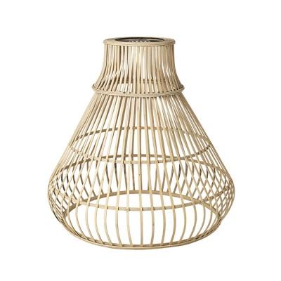 "Grote Bamboe Hanglamp ""Zamba"""