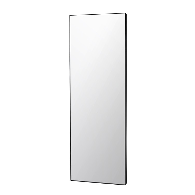 Free grote spiegel complete zwart with grote plakspiegel for Grote spiegels te koop