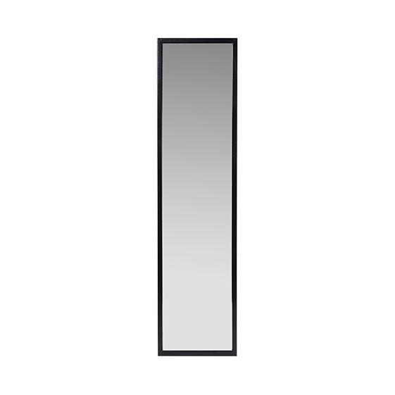 """Smalle Spiegel """"Tove"""" Zwart 14910047"""