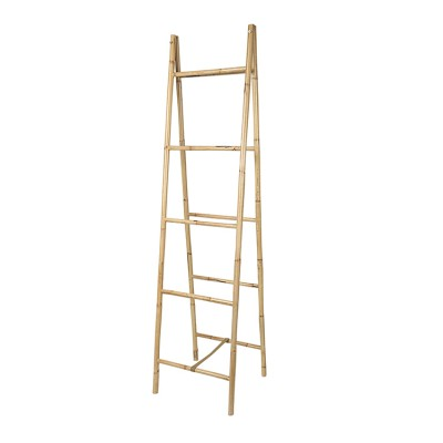 Decoratie Ladder Bamboe Kain