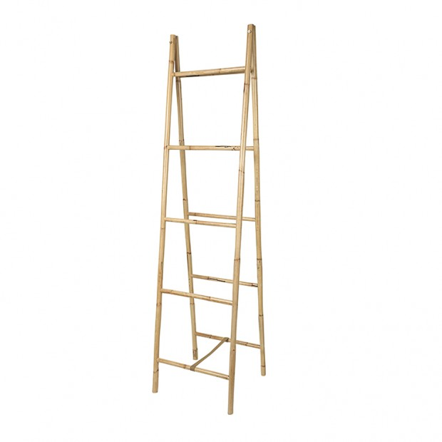 "Decoratie Ladder Bamboe ""Kain"" 14420240"