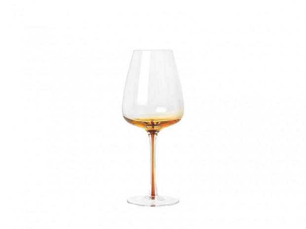 Witte Wijnglazen Amber Glas 14460632