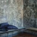 """Eettafel Bank 170 cm """"Gorm"""" Pastel Blue  31000082"""