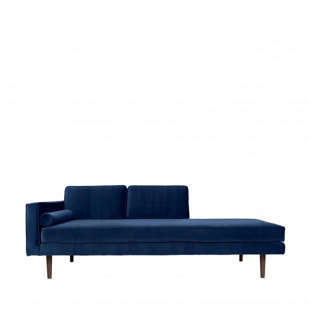 "Chaise Longue Bank ""Wind"" Insignia Blue 31000020"