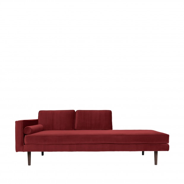 """Chaise Longue Bank """"Wind"""" Wild Ginger 31000129"""