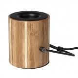 "Tafellamp Bamboe Zwart ""Ciro"""