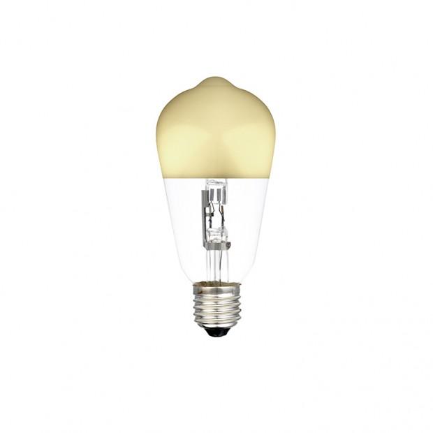 """Broste Copenhagen Gloeilamp / Halogeen """"Globe"""" Gold 56000002"""