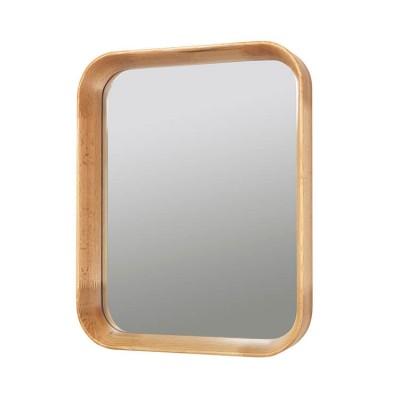 Spiegel Met Eikenhouten Lijst Alva