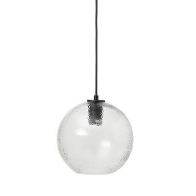 "Hanglamp Glazen Bol ""Clarise"""
