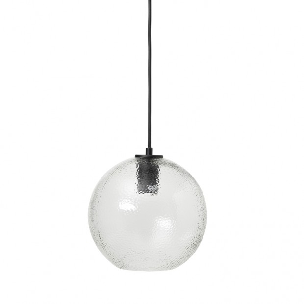 "Hanglamp Glazen Bol ""Clarise""  14461470"