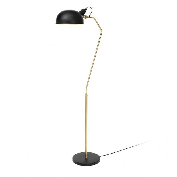 """Industriele Vloerlamp Metaal """"Oscar""""  70010029 PRE-ORDER"""