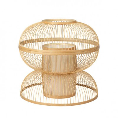 Lampenkap Bamboe Groot Sabbie