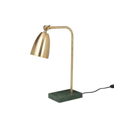 Tafellamp Messing Mynte