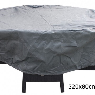 Eurotrail SFS Tuinsethoes Rond 320 CM