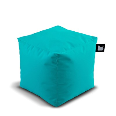 "Poef Buiten ""Basic"" B-Box No Fade Outdoor Fabric"