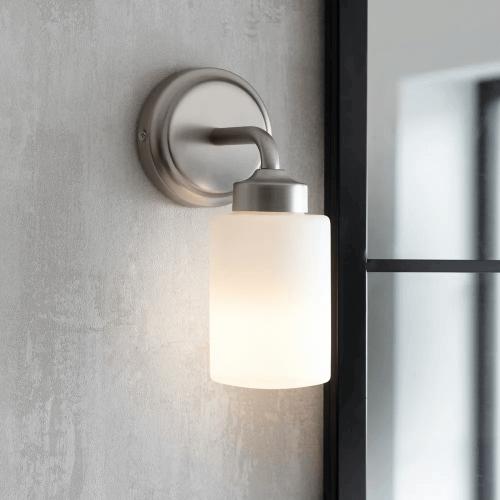 Een mooie badkamerlamp maakt de sfeer in je badkamer compleet!