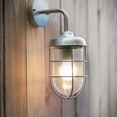 Wandlamp Buiten Industrieel St Ives Harbour Light