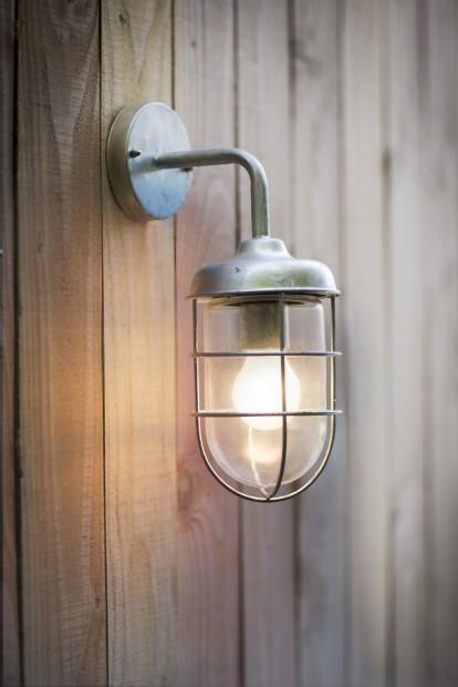"Wandlamp Buiten Industrieel ""St Ives Harbour Light""  LAHP09"