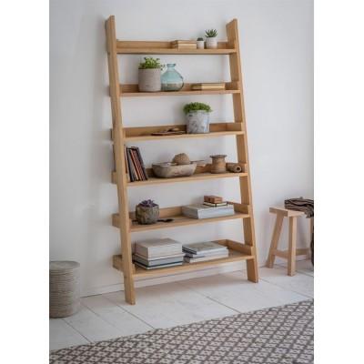 Decoratie Ladder Hambledon Eikenhout