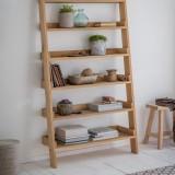 """Decoratie Ladder """"Hambledon"""" Eikenhout"""