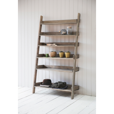 Decoratie Ladder Aldsworth Hout