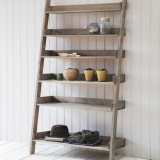 "Decoratie Ladder ""Aldsworth"" Hout"