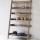 """Decoratie Ladder """"Aldsworth"""" Hout"""