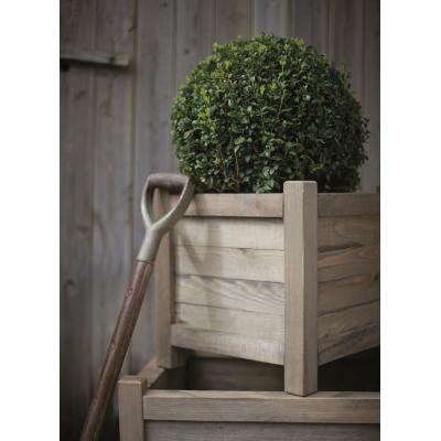 "Houten Plantenbak ""Spruce"" Vierkant 40 CM"