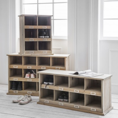 Opbergers & Ladders | Hout