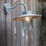 """Buitenlamp """"St Ives Swan Neck Light"""" Gegalvaniseerd"""