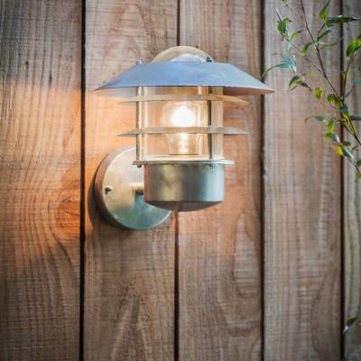 Wandlamp Gegalvaniseerd St Ives Strand Light