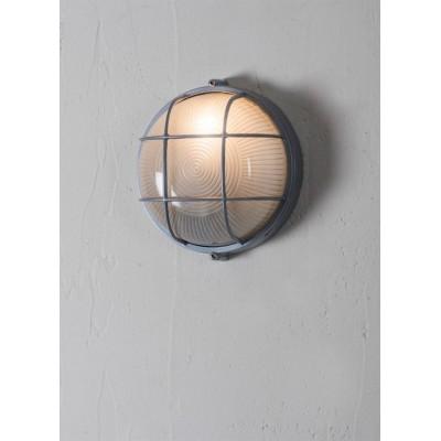 "Bulleye Lamp Rond Aluminium ""Chatham"""