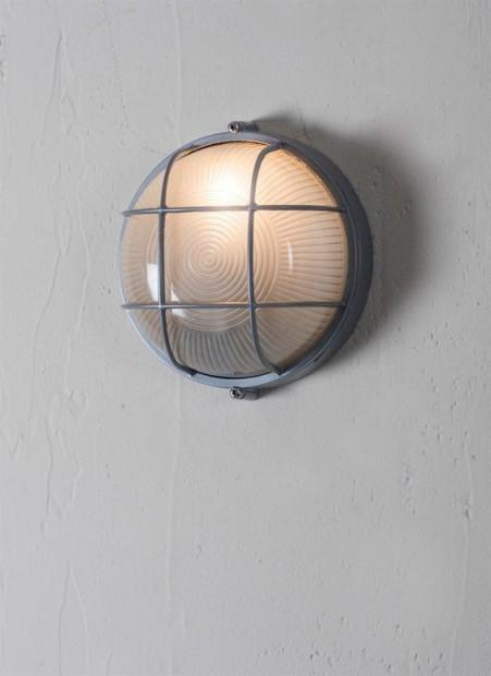 """Bullseye Lamp Aluminium """"Chatham"""" Rond LAHP35"""