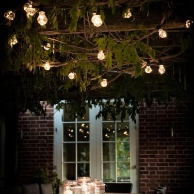 Feestverlichting Buiten Festoon 20 Lampen