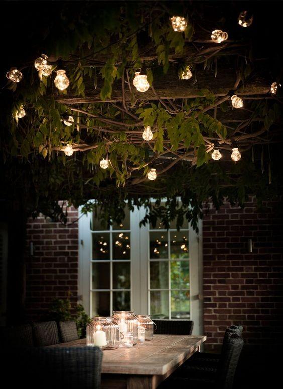 Feestverlichting Buiten Quot Festoon Quot 20 Lampen