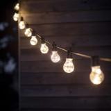 """Feestverlichting Buiten """"Festoon"""" 10 Lampen"""
