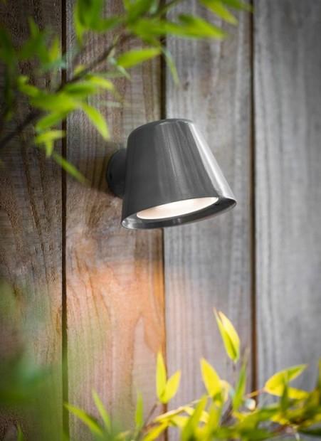 "Wandlamp Buiten Antraciet  ""St Ives Mast Light""  LAHP32"