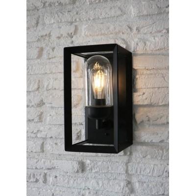 """Buitenlamp Zwart Staal """"Napier"""""""