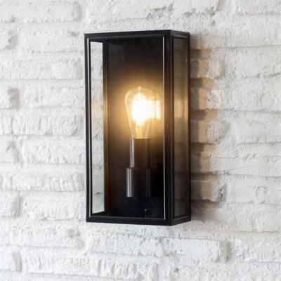 Moderne Buitenlamp Zwart Belgrave