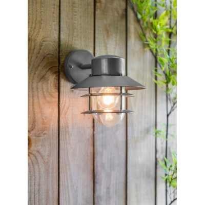 "Wandlamp Antraciet Buiten ""Strand Down Light"""